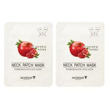 Skin Food Pomegranate Collagen Neck Patch Mask 10g x 2sheets
