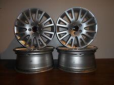 4x Audi A6 4F orig. Alufelgen 7.5Jx17 ET45 5x112 Felgen 4F0601025AK S-Line