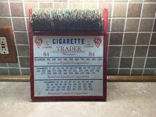 VintageCigarette Trader 5 Cent Packs Of Cigarettes Gambling Game Pull Tab