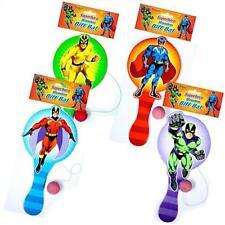 Bulk Wholesale Job Lot 96 Super Hero Bat & Ball Sets Toys