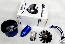 Freewing 90mm 12 Blades Metal Ducted Fan Unit for RC EDF Jets