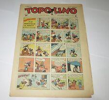 giornale TOPOLINO anno XVI n.621 (1947)