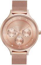 Skagen Women's Chronograph Rose Gold Tone Stainless Steel Watch (skw2314)