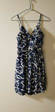 Bcbg Maxazria 100% Silk Dress Size Small