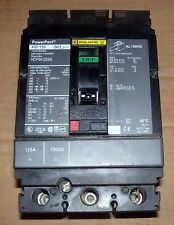 x Square D 125 Amp Circuit Breaker HDP36125SA