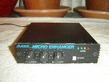 Alesis Micro Enhancer, Stereo, Vintage Unit