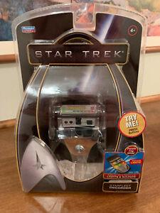 STAR TREK Galaxy Collection 61853 Electronic Starfleet Tricorder Playmates 2009