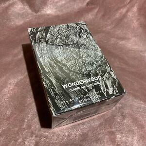 Comme des Garcons Wonderwood Eau De Parfum 100 ml / 3.4 fl oz Spray Regular Size