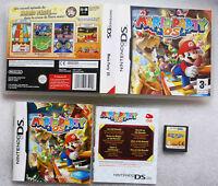 MARIO PARTY DS sur Nintendo DS