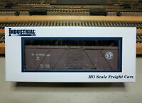 """INDUSTRIAL RAIL HO Scale 40' Outside Braced Boxcar """"Great Northern"""""""