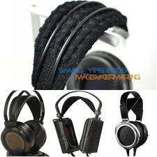 Hand Strick Schurwolle Stirnband Kissen für Stax SR 009 SR 007 MKII Kopfhörer