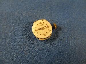 Watchmaker Estate Vintage Womens LeCoultre 490/EW Movement 4 Parts/Restoration