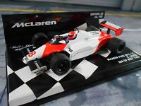 F1 McLAREN Ford Cosworth MP4 /1 C 1C #8 Lauda USA West 1983 Minichamps 1:43