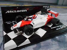 F1 McLAREN Ford Cosworth MP4 /1 C 1C #8 Lauda USA West 1983 Minichamps 1:43