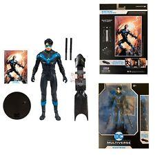 "NIGHTWING BETTER THAN BATMAN McFarlane Toys DC UNIVERSE 2020 7"" Inch FIGURE"