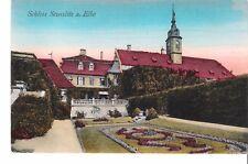 Ansichtskarte Seusslitz an der Elbe - Schloß Postkarte von 1925 AK