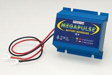 Novitec Megapulse Akku Batteriepulser für PKW Motorrad Boot Batteriespeicher 12V