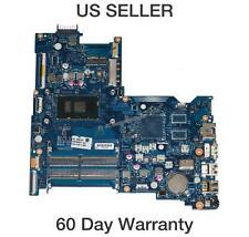 HP 15-AY Laptop Motherboard w/o TS w/ i5-6200U 2.3Ghz CPU 854937-601
