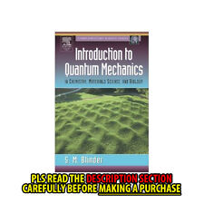 FAST SHIP: INTRODUCTION TO QUANTUM MECHANICS: IN CHEMI 1E by SY M. BLIN