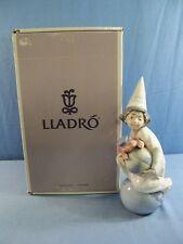 Lladro Figurine 6224 - Horoscope Figurine CANCER - w/ Box Item 4011 CLEARANCE