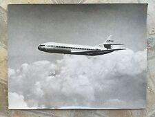 Photo originale AVION CARAVELLE Aviation 50's *D