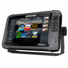 Lowrance HDS-9 Gen3 Touch Insight USA +  Fishfinder