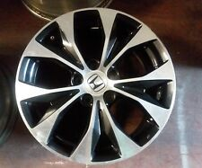 "2012 2013 HONDA CIVIC 17"" FACTORY ORIGINAL OEM ALLOY WHEEL RIM 64025"