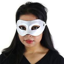 Unisex Roman Warrior Plain Masquerade Ball Prom Halloween Carnival Mask - Silver