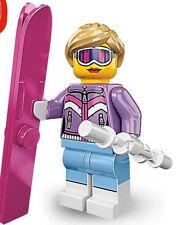 Lego Series 8 Minifigure - #7 Downhill Skier BNISP SFPFH