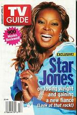 TV Guide 04 Star Jones Spader Chiklis Franz CSI Gellar