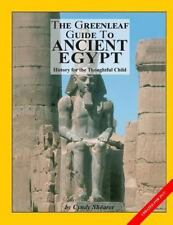 The Greenleaf Guide to Ancient Egypt (Greenleaf Guides), Shearer, Cyndy, 1882514