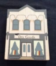1985 The Cats' Meow Dry Goods Store w Black Cat Pre-owned
