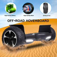 8.5'' All-Terrain Bluetooth Hoverboard Self Balancing Scooter UL2272 Without Bag