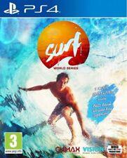 Ps4 gioco SURF World Series Merce Nuova