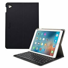 iPad Pro 9.7 Keyboard Case Bluetooth Keyboard Cover Stand Black BNIB