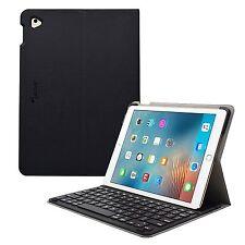 Funda de Teclado iPad Pro 9.7 Bluetooth Teclado Cubierta Soporte Negro Nuevo Y En Caja