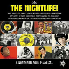 NIGHTLIFE! - A NORTHERN SOUL PLAYLIST Various Artists LP VINYL Europe Outta