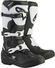 Stivali Alpinestars TECH 3 motocross/ Off-Road Nero bianco