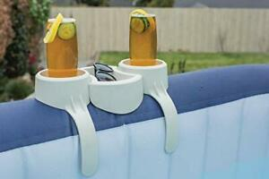 Lay-Z-Spa Cup Holder Hot Tub Drinks Snack Tray Lazy Spa Removable Accessory