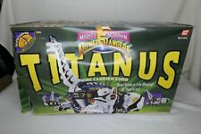 Mighty Morphin Power Rangers Titanus Carrier Zord 1993 Bandai Original
