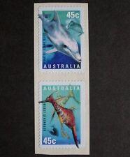 Año internacional del Océano Autoadhesivo sellos, 1998, Australia, estampillada sin montar o nunca montada