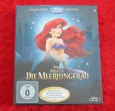 Arielle Die Meerjungfrau Collector´s Edition Trilogie 1 2 3, Walt Disney Blu-Ray