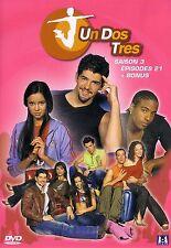 UN, DOS, TRES -Saison 3 -Ep 21 + BONUS (1 DVD) - NEUF sous blister -