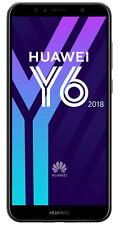 Huawei Y6 2018 16GB Schwarz ohne Simlock Smartphone OVP Wie Neu