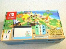 "Console NINTENDO SWITCH ""Animal Crossing"" Edition limitée - Neuf, Jamais ouvert!"