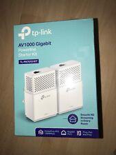 TP-LINK PA7010 Powerline Adapter Kit - AV1000 Gigabit, Twin Pack