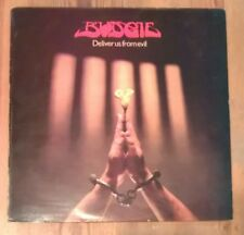 Budgie ‎– Deliver Us From Evil Vinyl LP Album 33rpm 1982 RCA ‎RCALP 6054