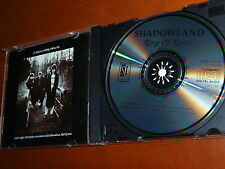 Shadowland-Ring Of Roses 1992 1st CD CLIVE NOLAN Arena Pendragon Threshold Poo