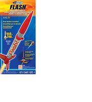 ESTES 1478 FLASH MODEL ROCKET LAUNCH SET E2X EASY TO ASSEMBLE