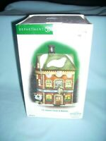 Dept 56 T.C. Chester Clocks and Watches 58726 Dickens Village Department  A-469